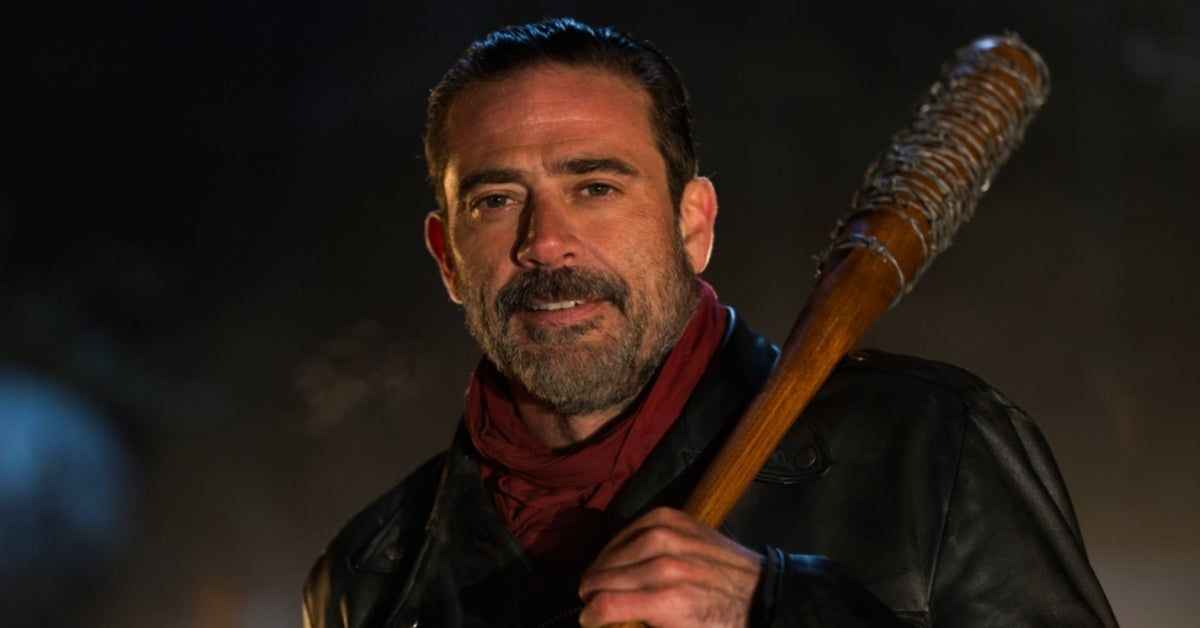 The Walking Dead Negan Lucille