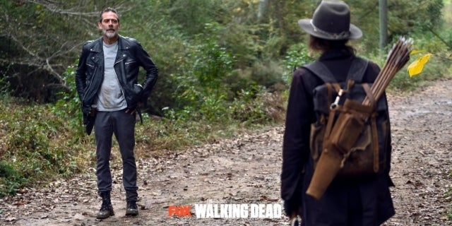 The Walking Dead Negan Maggie Season 10