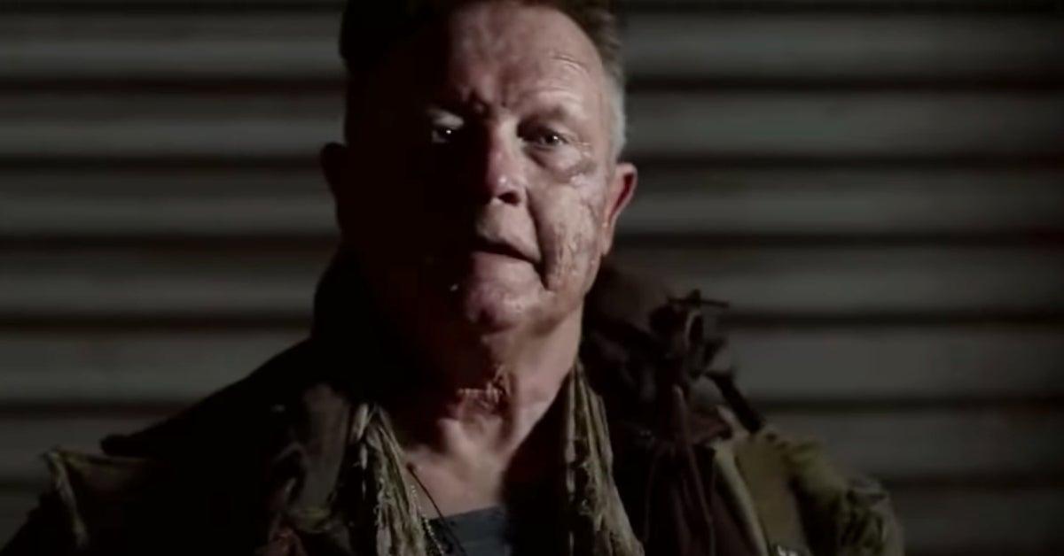 The Walking Dead season 10 Robert Patrick Mays