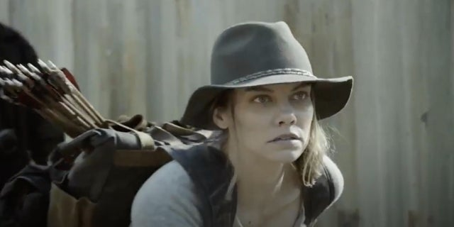 The Walking Dead Season 10C Daryl Maggie