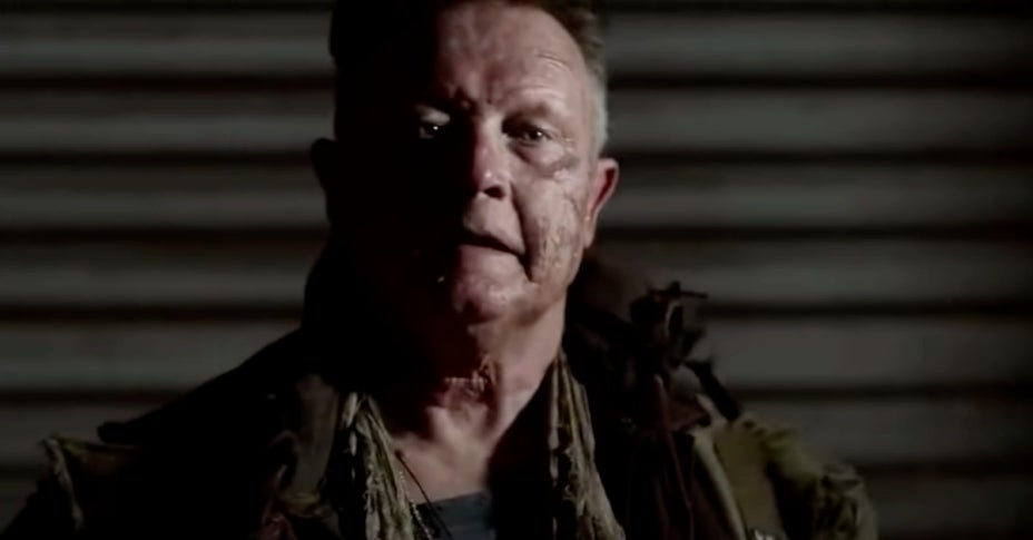 The Walking Dead season 10C Robert Patrick Mays