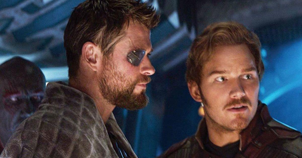 Thor Love and Thunder Chris Pratt Filming Start