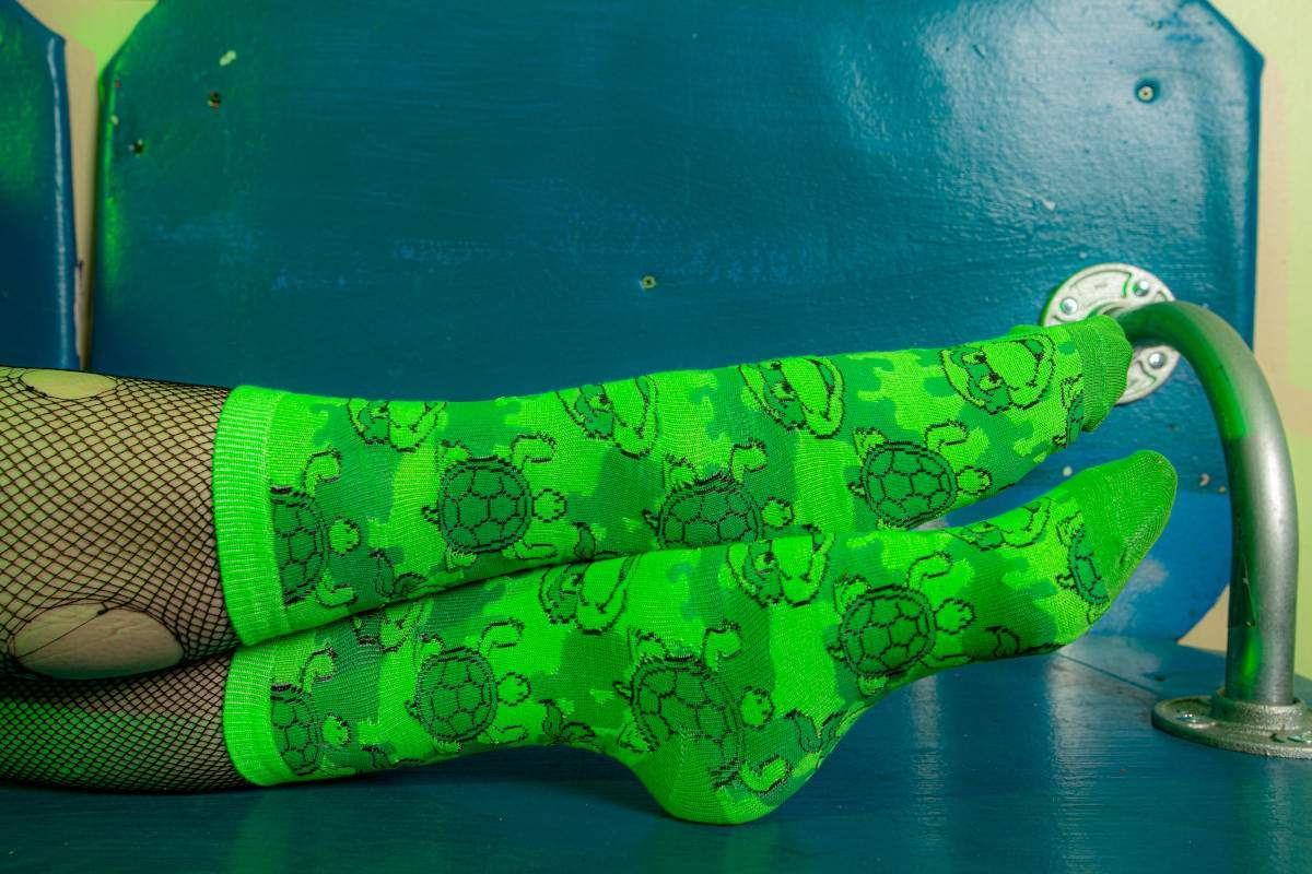 TMNT Capsule Collection Socks