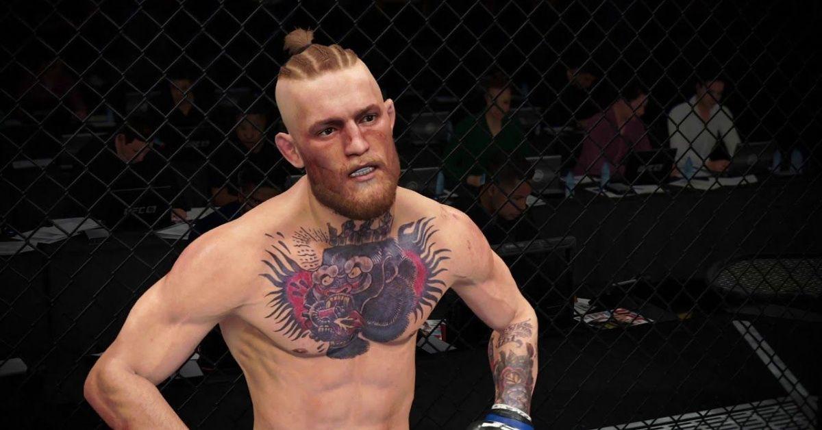 UFC 4 McGregor