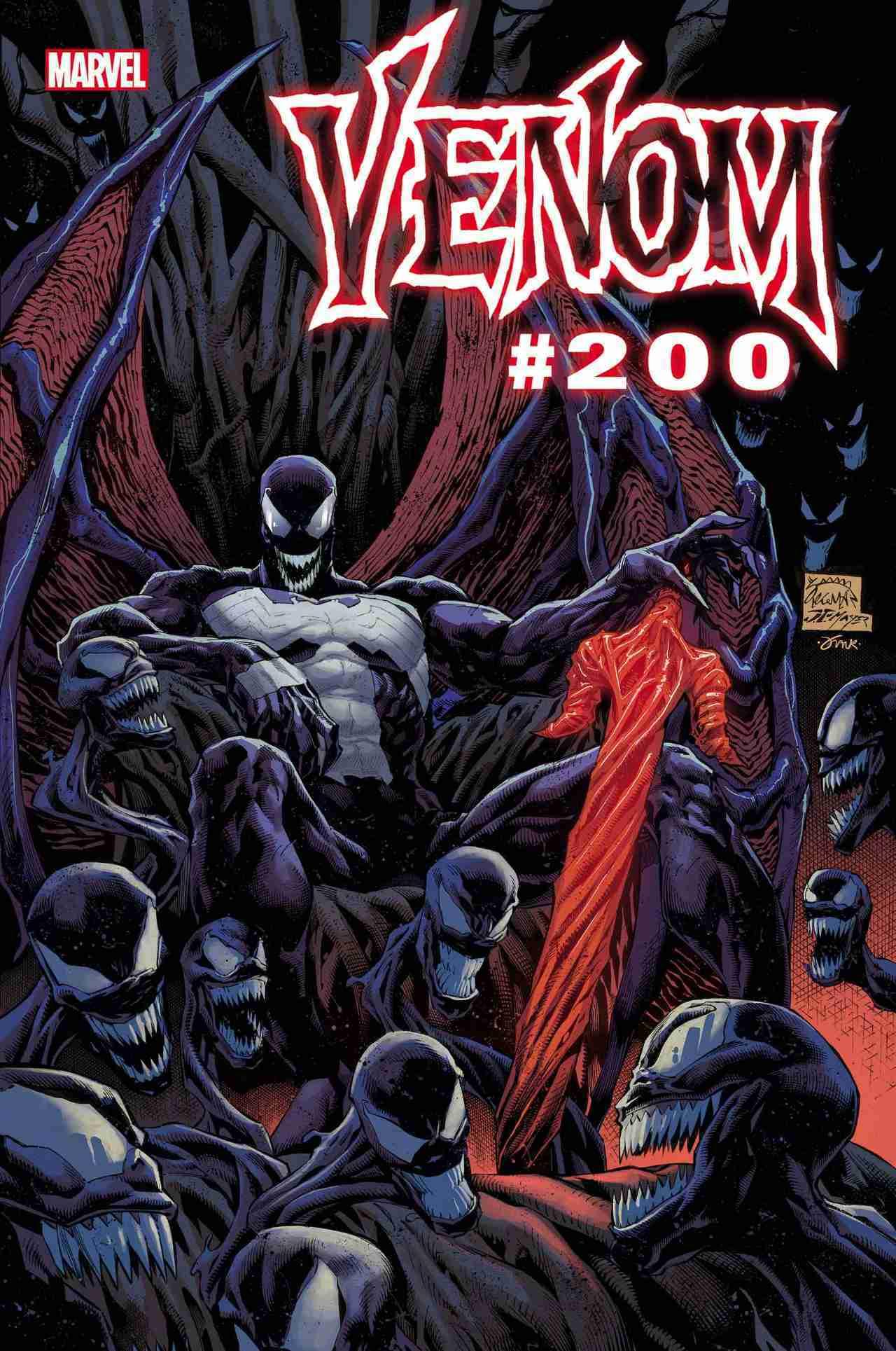 Venom #200 Cover