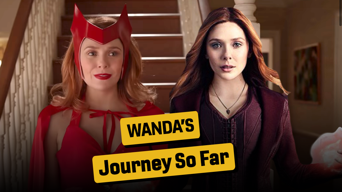 Wanda Maximoff: Scarlet Witch's MCU Journey So Far (Before WandaVision)