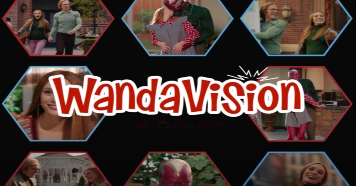 WandaVision Episode 3 Now in Color 1970s