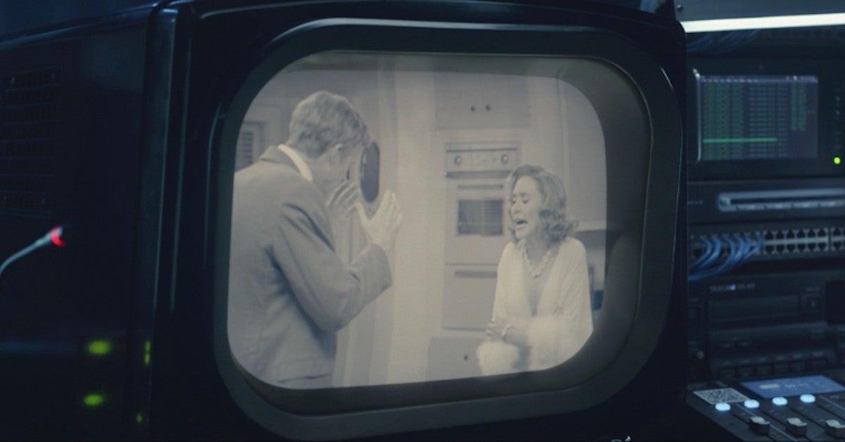 WandaVision Fake TV Show Sitcome Reality Explained