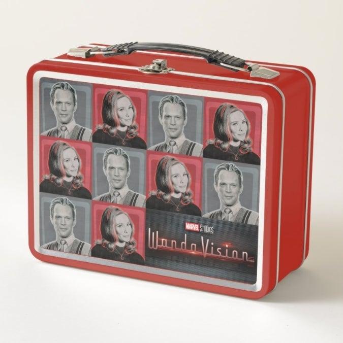 WandaVision Lunch Box