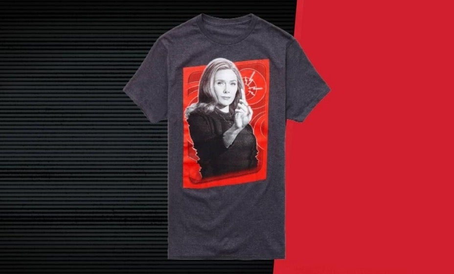 WandaVision Magic Touch tshirt
