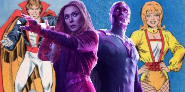 WandaVision Marvel Easter Eggs Explained Glamor Illusion