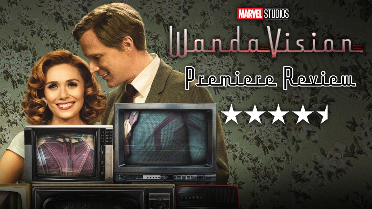 WandaVision Premiere Review: Bold, Weird, Fun New Marvel TV Show