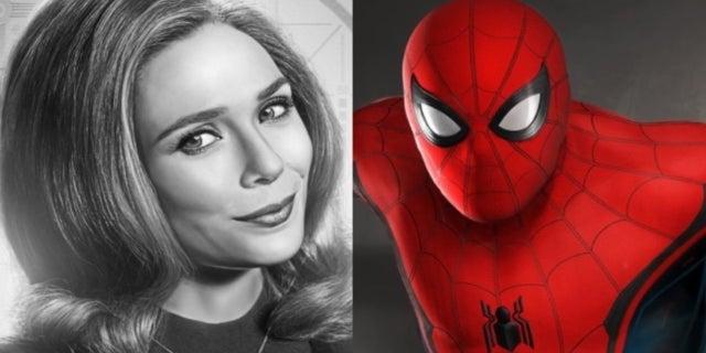 WandaVision Spider-Man