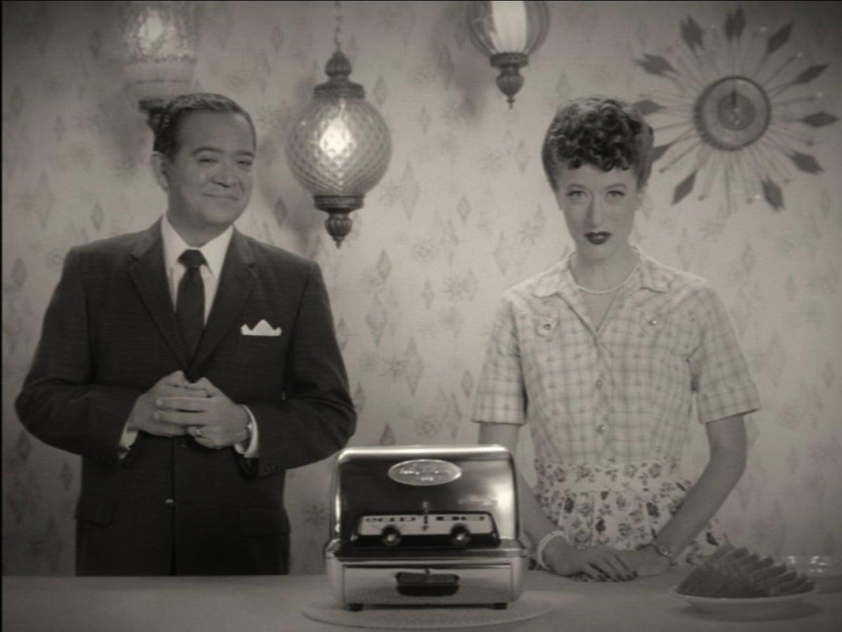 WandaVision Stark Toaster Commercial