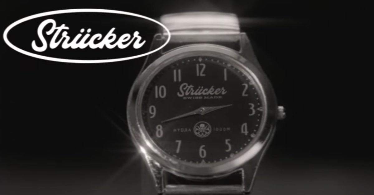 WandaVision Strucker Watch