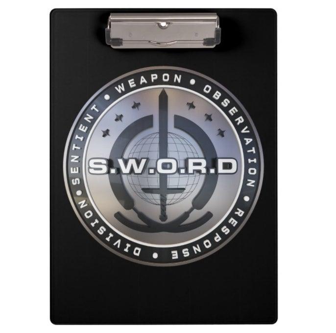 WandaVision SWORD Clipboard
