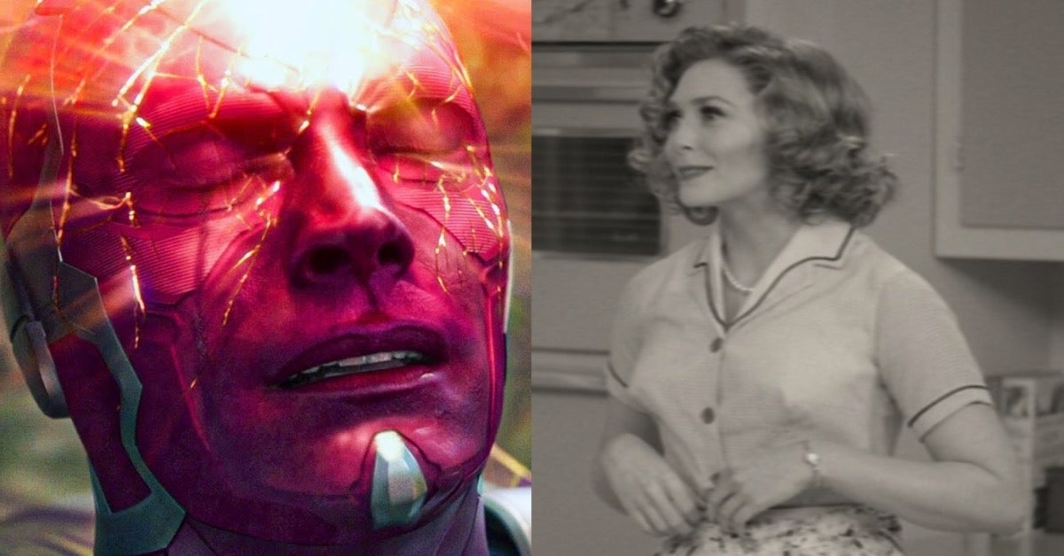 WandaVision Vision death Avengers Infinity War