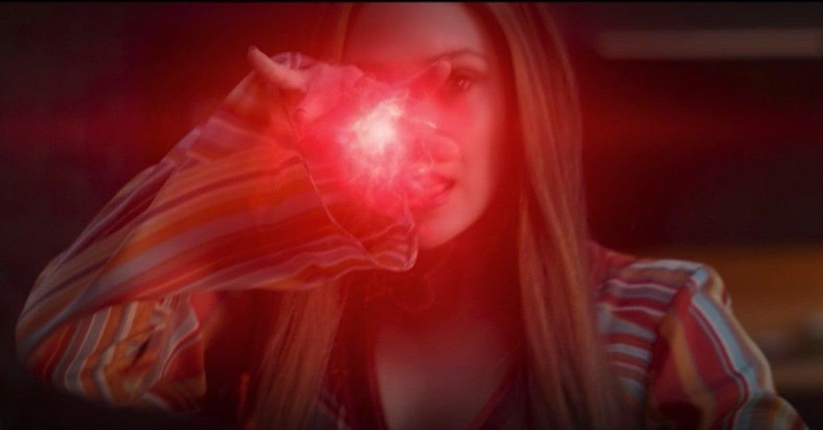 WandaVision Wanda Reality Altering Changing Powers Explained Episode 4 Spoilers