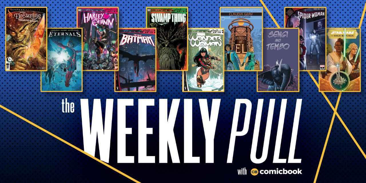 weekly pull week of january 6 2021