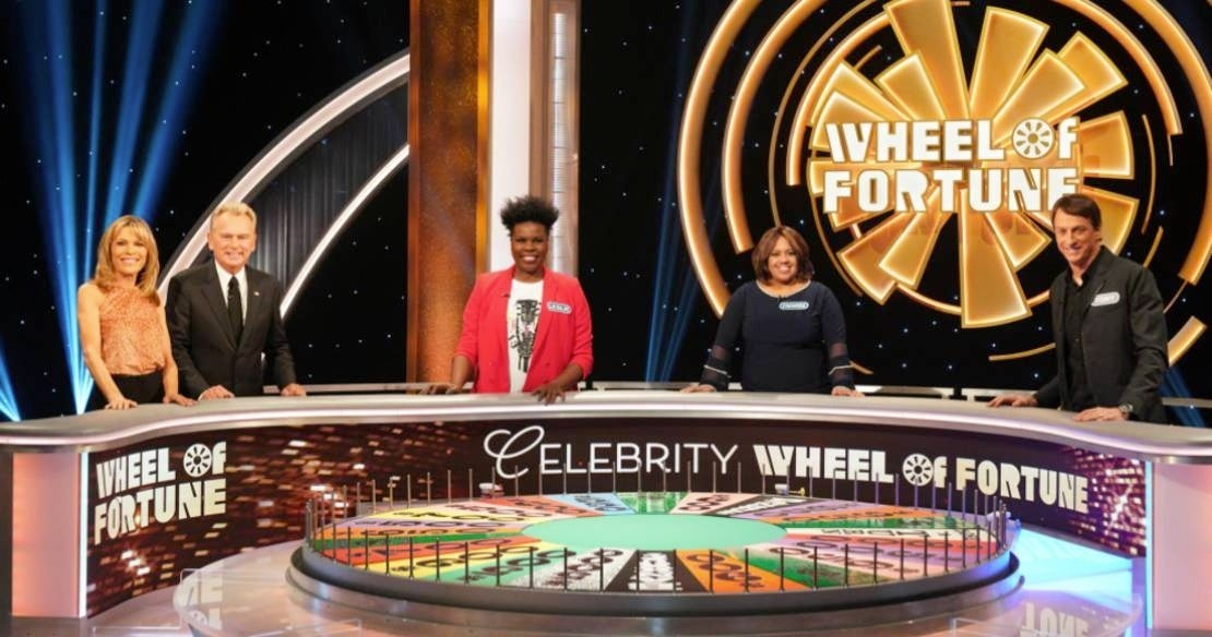 wheel of fortune celebrity