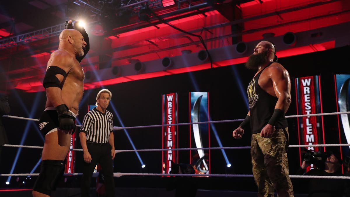 Why AEW Signing isn't the Same as WWE Using Goldberg