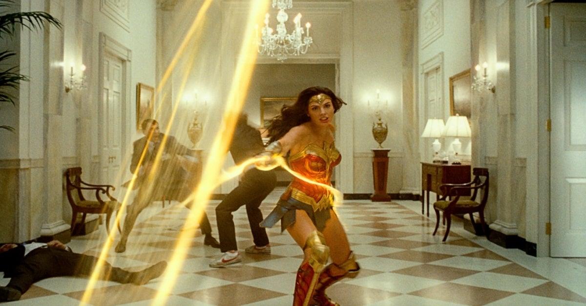 Wonder Woman 1984 Gal Gadot Chris Pine