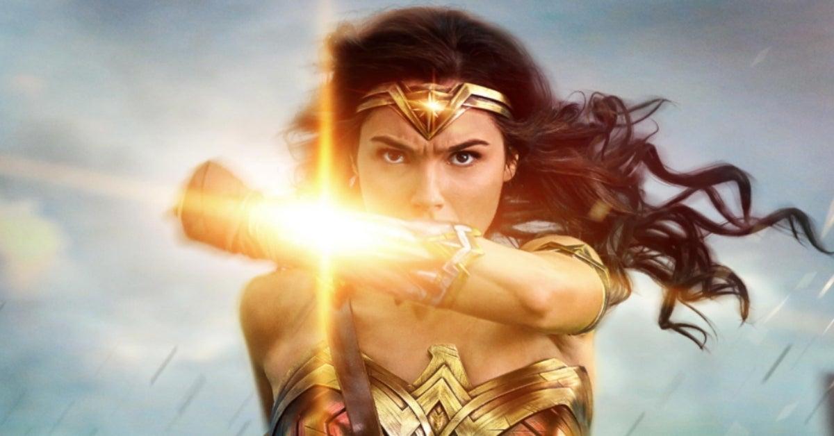 Wonder Woman Gal Gadot 2017
