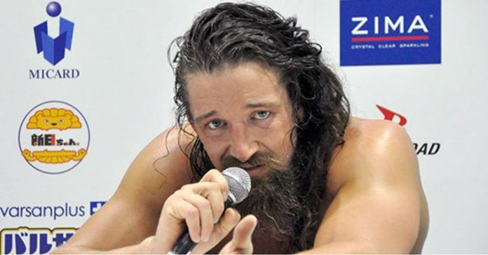 American Professional Wrestling Jay White New Japan