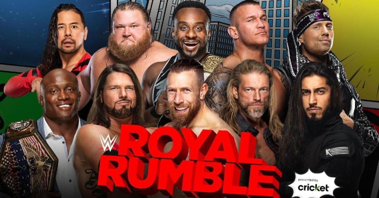 WWE Royal Rumble 2021 Predictions & Pressing Questions