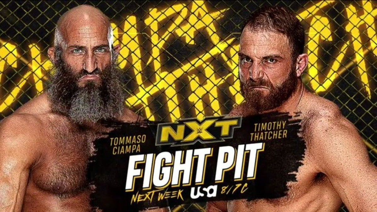 WWE-NXT-Tommaso-Ciampa-Timothy-Thatcher-Fight-Pit