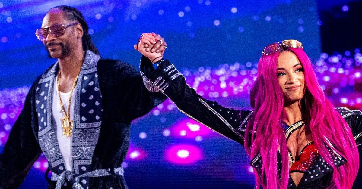 WWE-Sasha-Banks-Snoop-Dogg