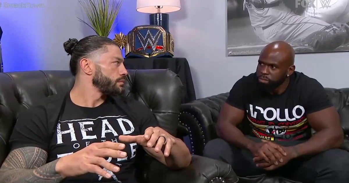 WWE-SmackDown-Roman-Reigns-Apollo-Crews