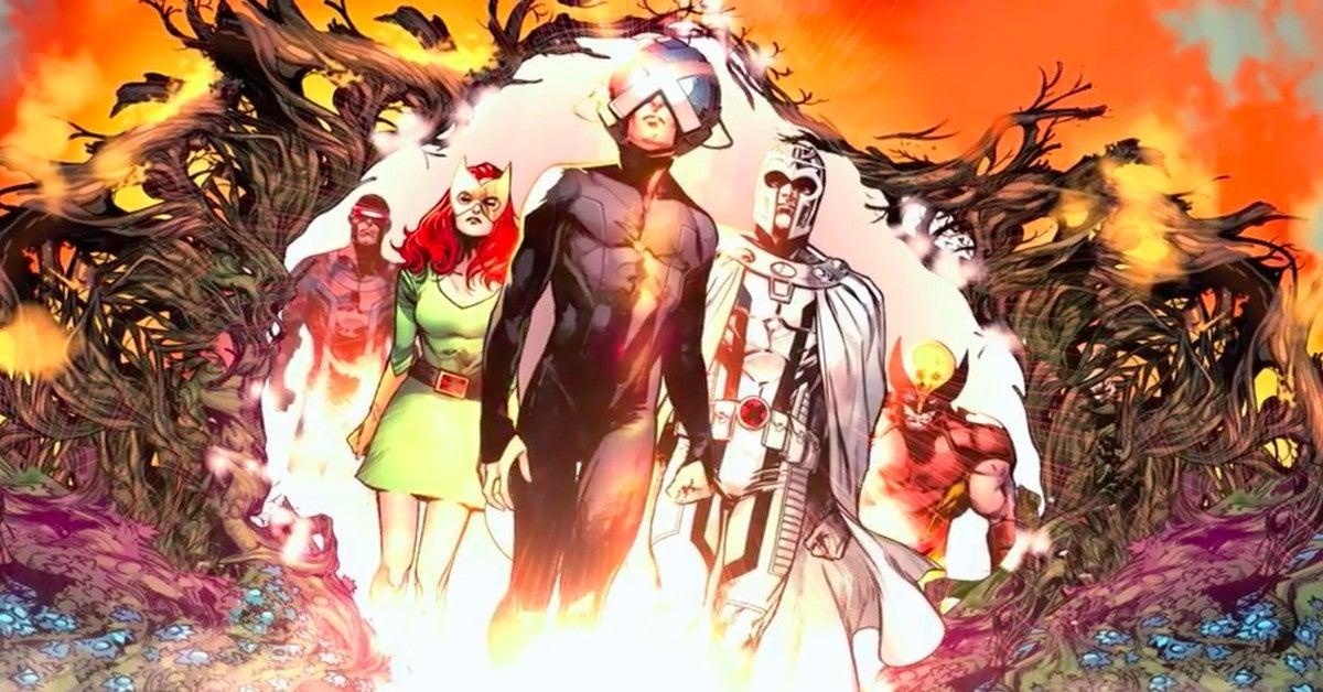 X-Men MCU Movie Dawn of X Reboot Connections