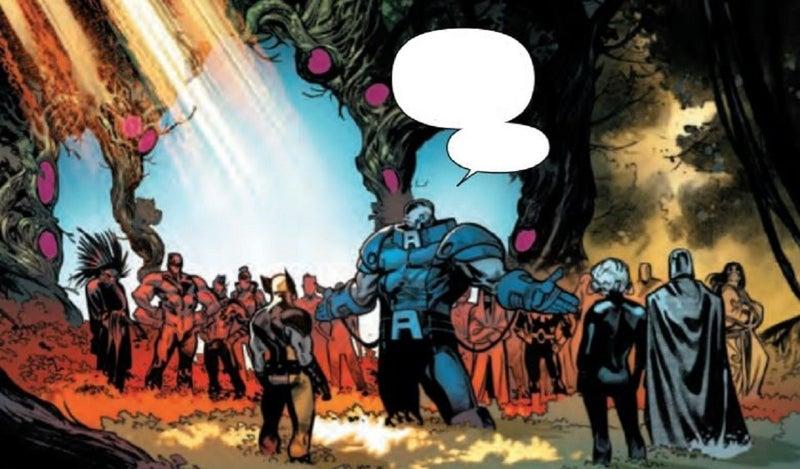 X-Men MCU Movie Dawn of X Reboot Krakoa