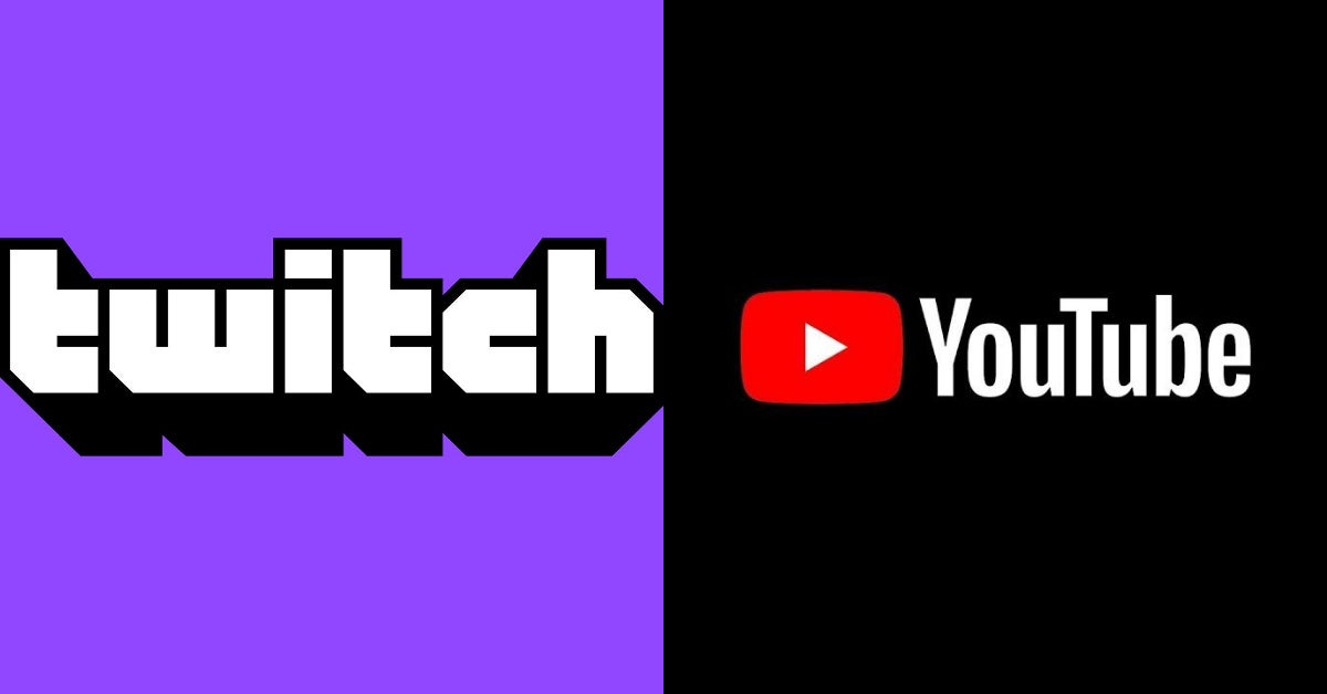 YouTube Twitch