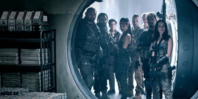 zack snyder army of the dead