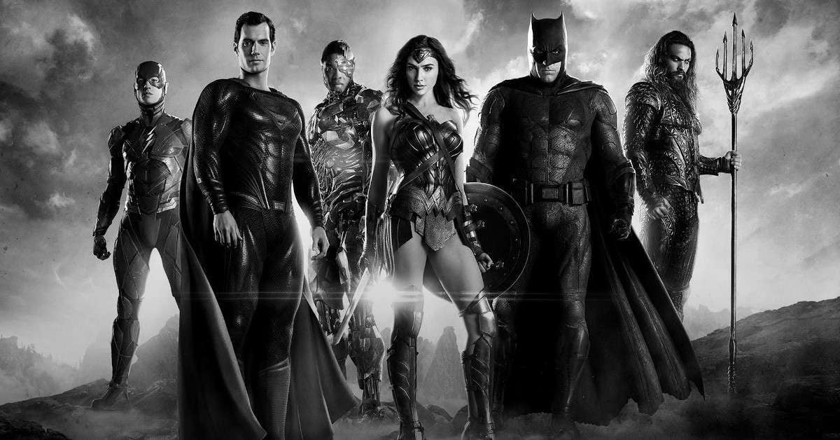 Zack Snyder's Justice League 4 Hour Movie