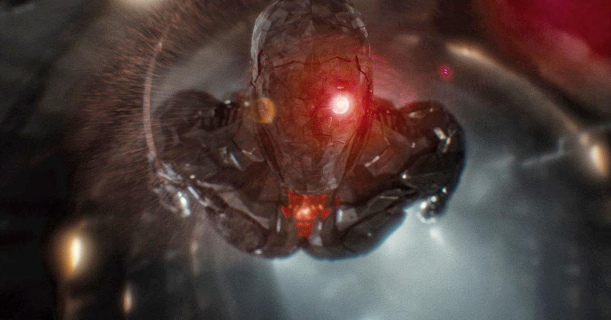 Zack Snyder's Justice League Cyborg Martian Manhunter
