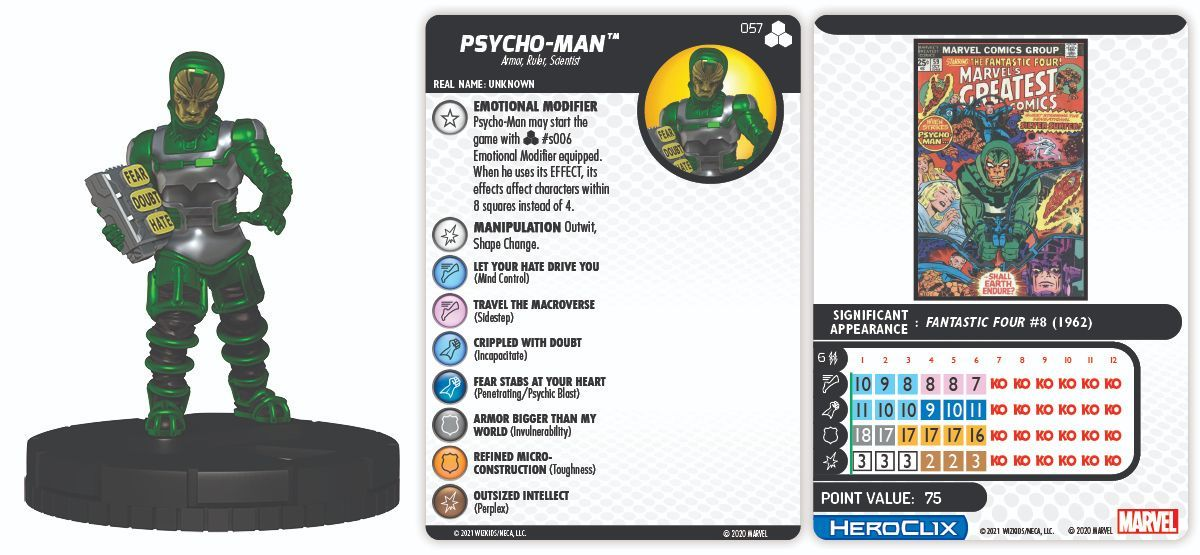 057 Psycho Man
