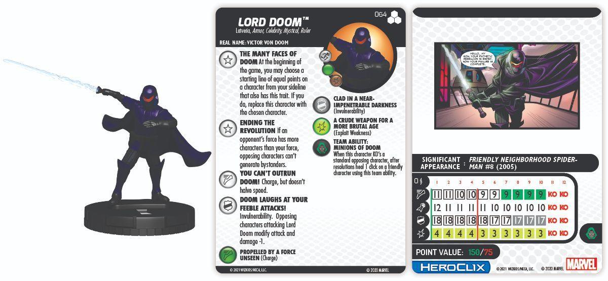 064 Lord Doom