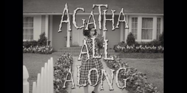 agatha all along wandavision