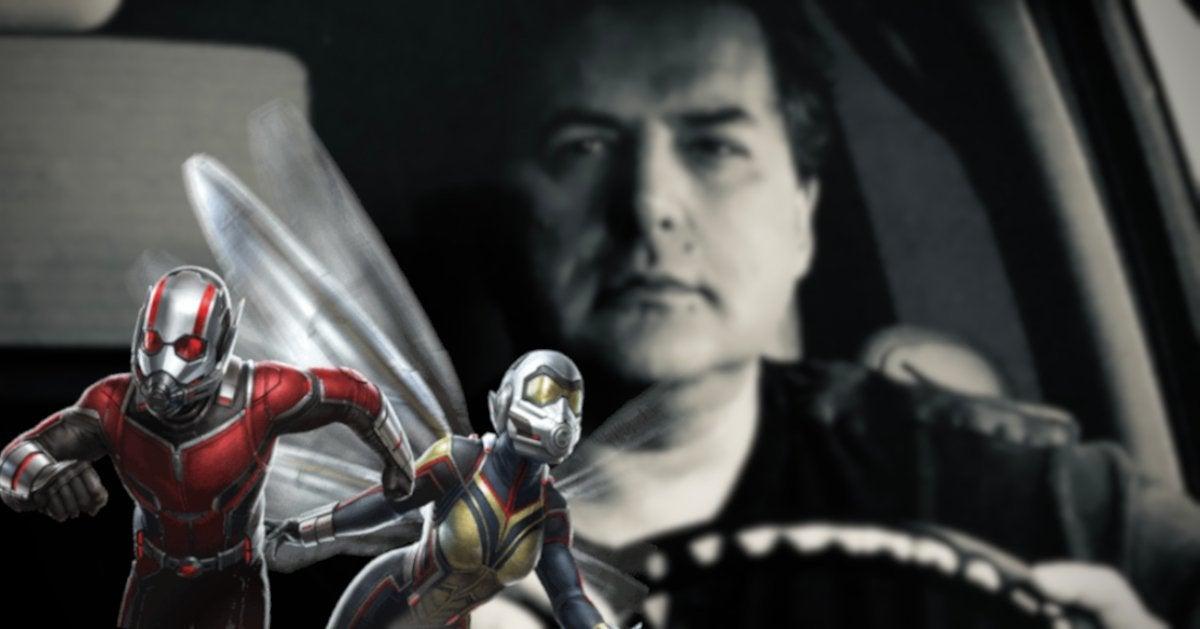 Ant-Man 3 Cast Tom Scharpling Deleted Scenes Actor