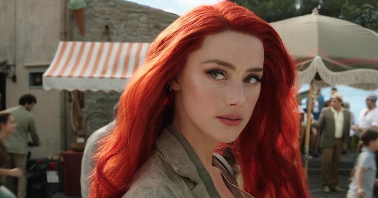 Aquaman 2 Rumors of Amber Heard Being Fired Debunked