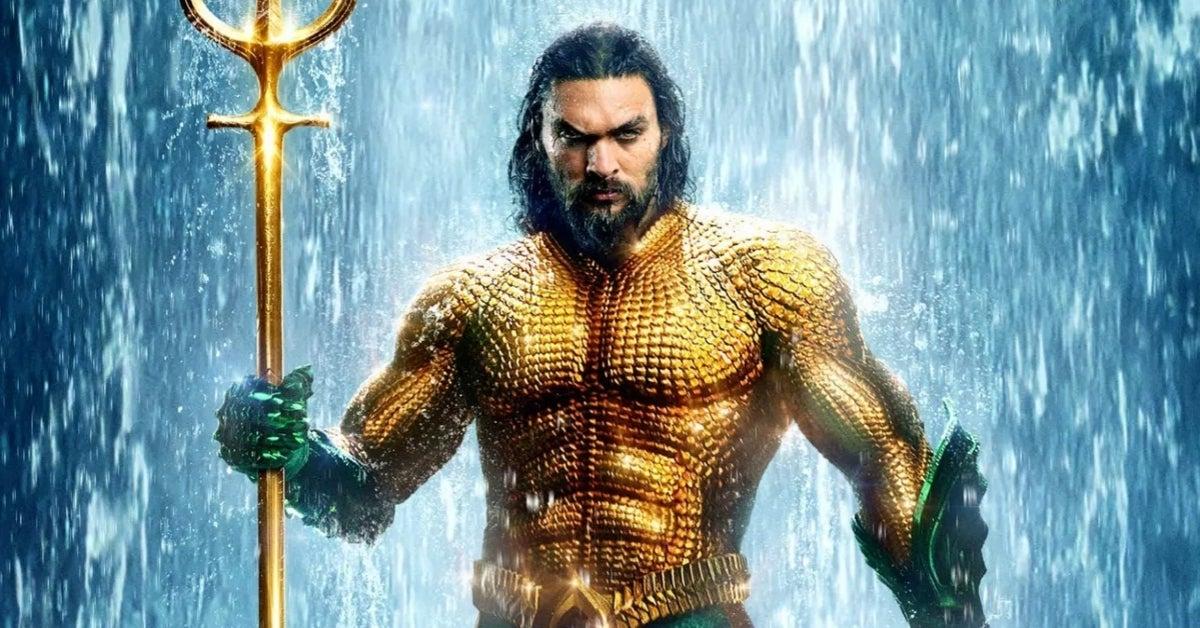 Aquaman movie