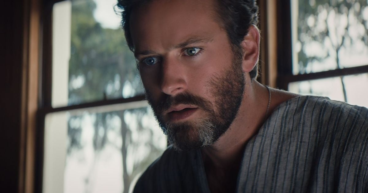armie hammer dropped by agency