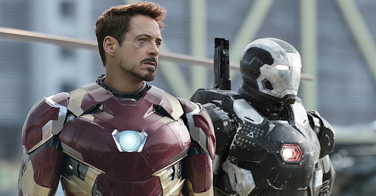 Armor Wars Tony Stark Death Don Cheadle