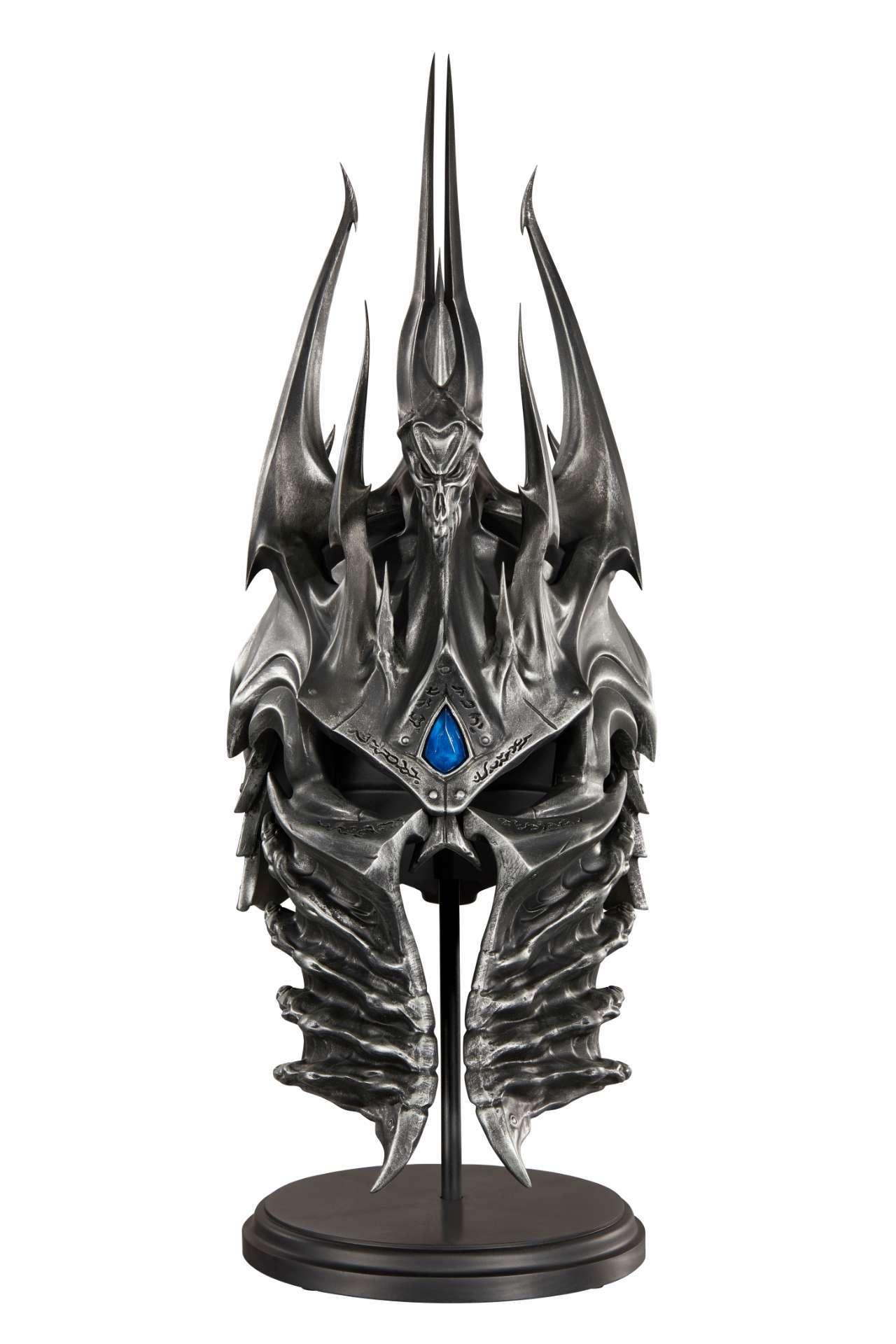 Arthas Helm of Domination Blizzard Exclusive Replica