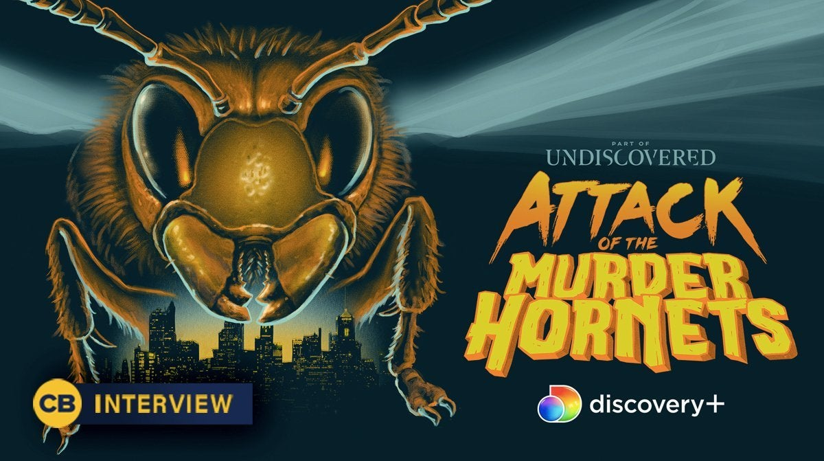 attack of the murder hornets michael paul stephenson interview