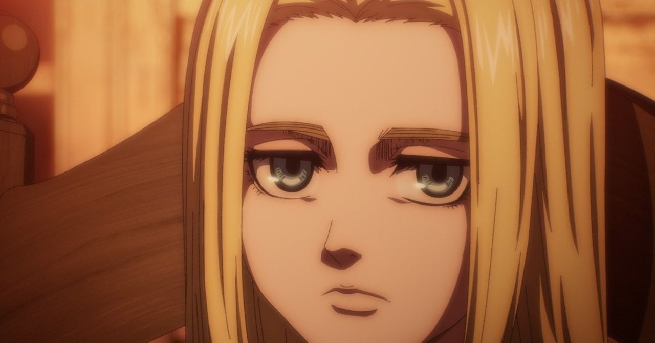 Attack On Titan Fans Have Big Issues With Season 4 S Historia Reveal This is a pairing that will forever be in my heart and since there are not so many eren x historia videos and the fandom is getting. attack on titan fans have big issues