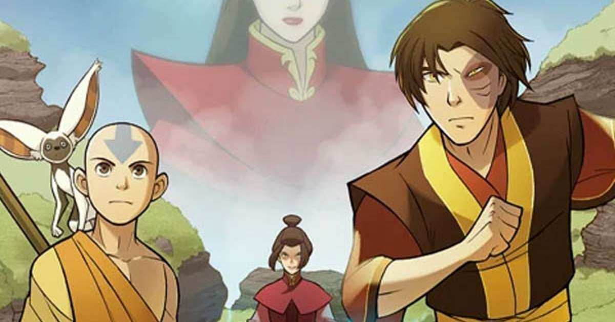 Avatar The Search Zuko
